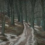 Jan Laß - Atelierhang_1952_1
